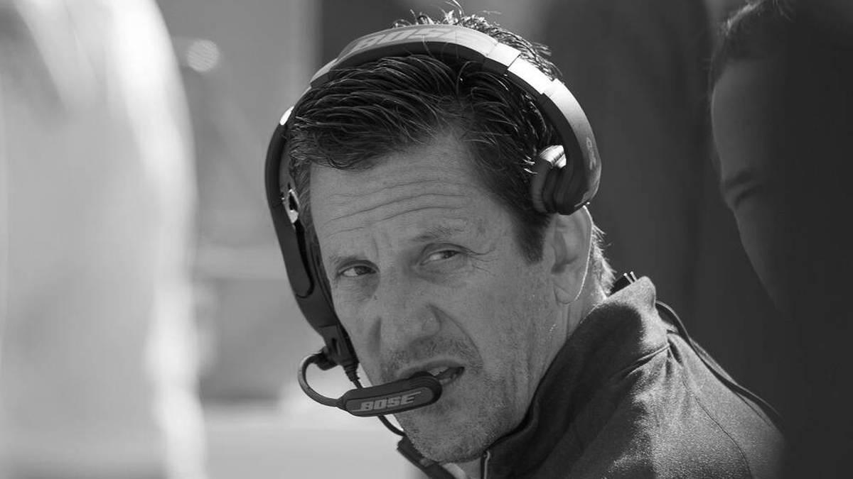 Greg Knapp verstarb nach einem Unfall mit einem Auto