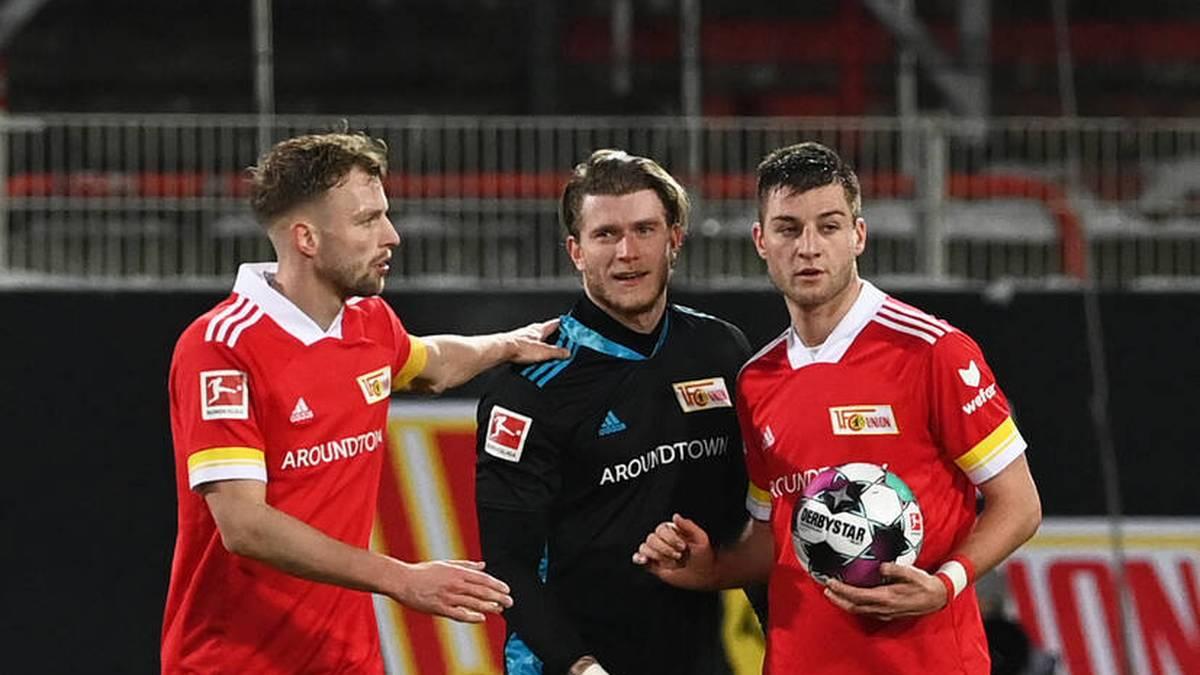 Loris Karius kam gegen Gladbach zu seinem ersten Liga-Einsatz für Union Berlin