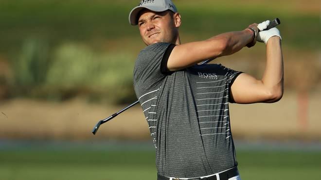 Golf: Martin Kaymer in Abu Dhabi gut gestartet, Martin Kaymer gewann das Turnier in Abu Dhabi bereits drei Mal