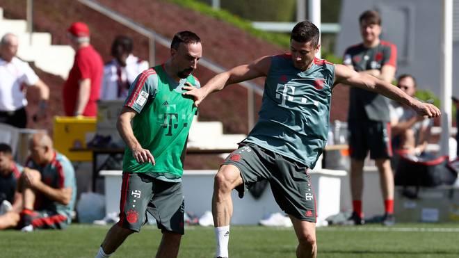 FC Bayern: Krankheitswelle! Mehrere Spieler verpassen Training