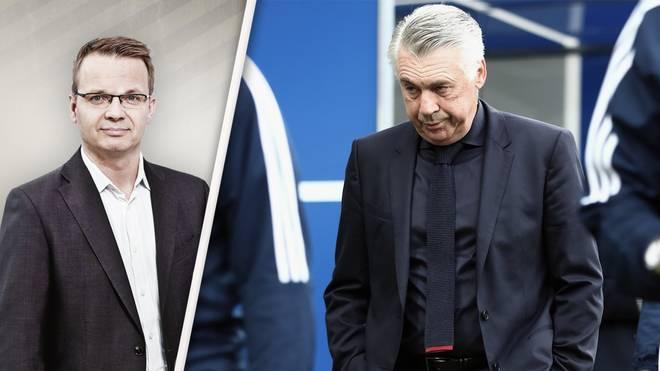 Bayern-Trainer Carlo Ancelotti gerät trotz des Erfolgs gegen Anderlecht zunehmend unter Druck