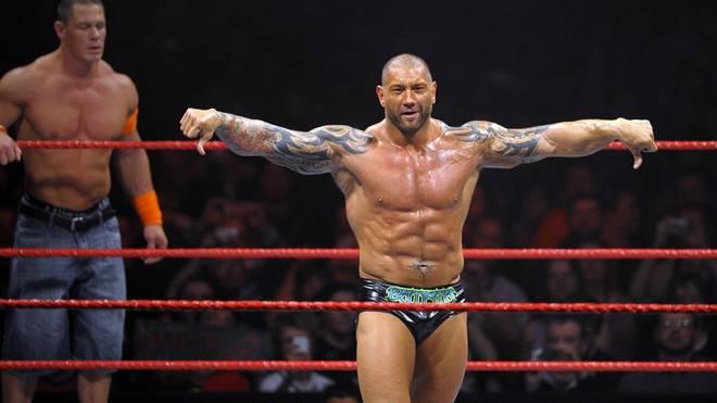 Batista vermisste bei seinem jüngsten WWE-Comeback den Respekt der Fans