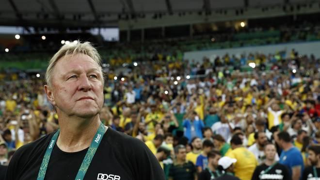 FBL-OLY-RIO-2016-MEN-BRA-GER Horst Hrubesch