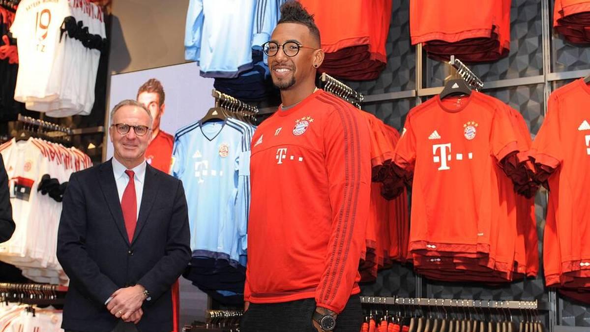 Bayern verzichtete bei Boateng auf Mega-Summe
