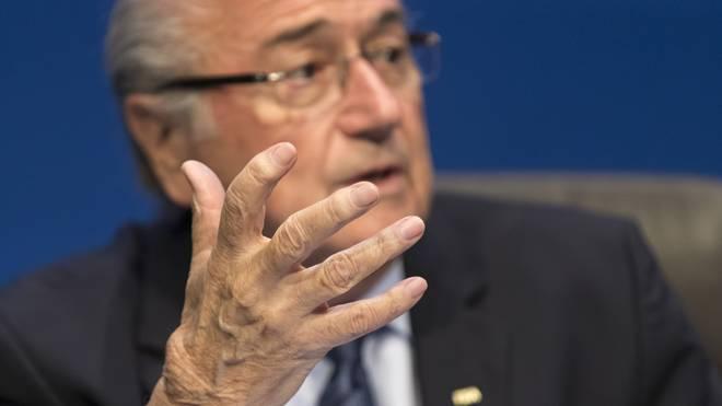 Der ehemalige FIFA-Präsident Sepp Blatter soll seinen Wagen abgeben