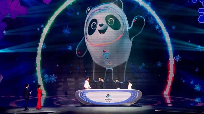 Panda wird Olympia-Maskottchen
