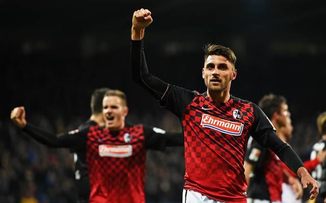 Eintracht Braunschweig v SC Freiburg  -  2. Bundesliga