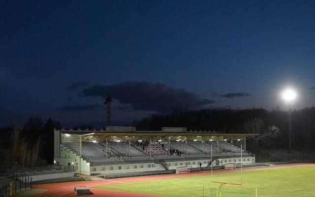Fussball / Regionalliga Nordost