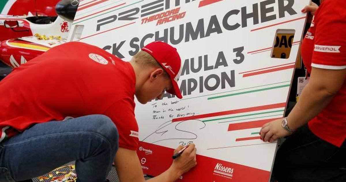 Verschwörung bei Formel-3-Titel von Mick Schumacher? Franz Tost klärt auf