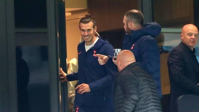 Gareth Bale wollte angeblich zu United