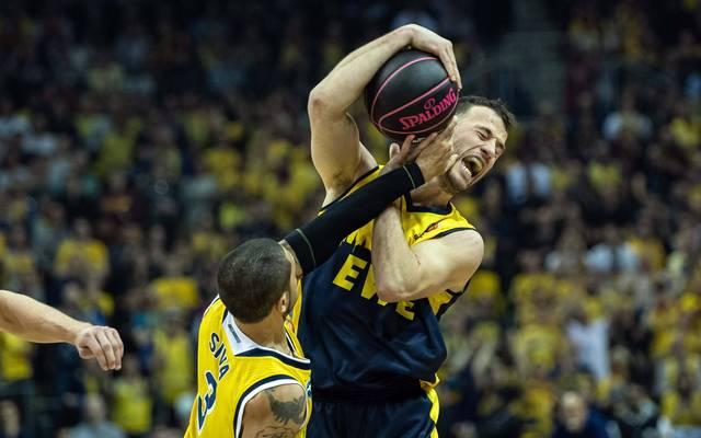 Philipp Schwethelm spielt seit 2015 bei den EWE Baskets Oldenburg