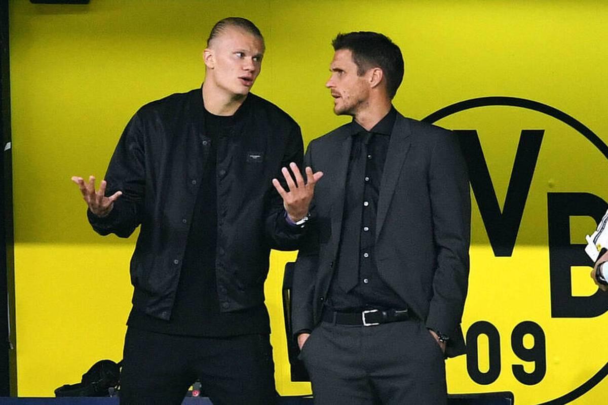 Vor dem DFB-Pokal-Spiel von Borussia Dortmund gegen Ingolstadt nimmt auch Sebastian Kehl Stellung zur Causa Kimmich - und spricht über die Impf-Situation beim BVB.