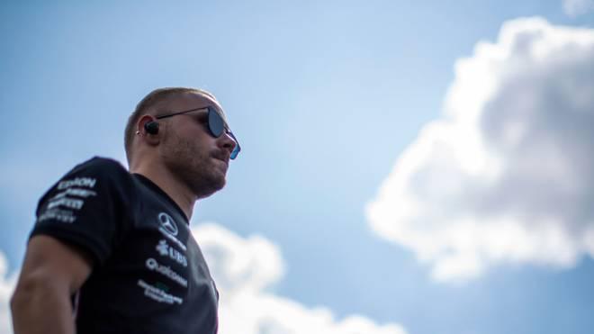Valtteri Bottas fährt auch in der kommenden Saison Mercedes