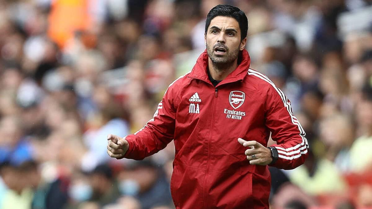 Arsenal im Jahrhundert-Tief - Fans stoppen Arteta