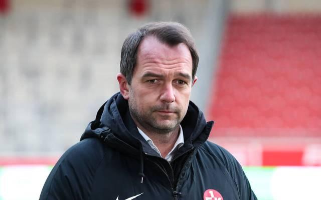 Sportdirektor Boris Notzon muss seinen Posten beim 1. FC Kaiserslautern räumen