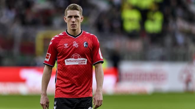 Nils Petersen fehlt dem SC Freiburg seit Ende März wegen eines Muskelfaserrisses