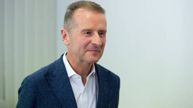Herbert Diess - VW-Vorstandschef, Maischberger - Die Woche, 18.12.19, *** Herbert Diess VW CEO, Maischberger Die Woche, 18 12 19, Copyright: xUwexKoch Eibner-Pressefotox EP_UKH