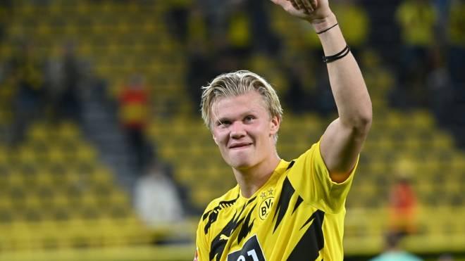 Erling Haaland ist Norwegens Fußballer des Jahres