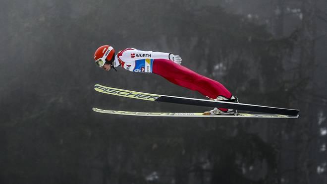 Eric Frenzel gewann in Seefeld die WM-Goldmedaillen Nummer sechs und sieben in seiner Karriere
