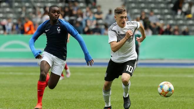 Der 17-jährige Florian Wirtz könnte zum jüngsten U21-Nationalspieler der DFB-Geschichte werden