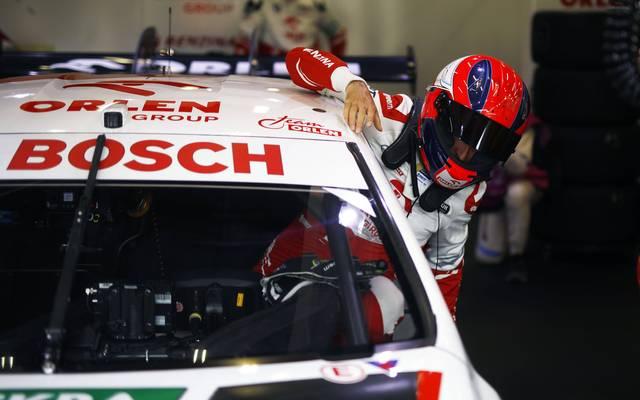 Robert Kubica fuhr von 2006 bis 2010 in der Formel 1