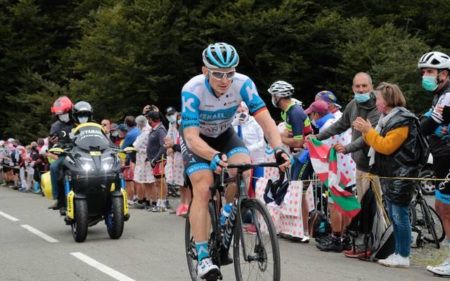 Für André Greipel könnte es die letzte Tour de France gewesen sein