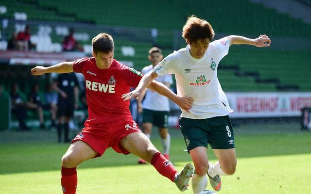 Yuya Osako avancierte in der vergangenen Saison zum Bremer Helden gegen Köln