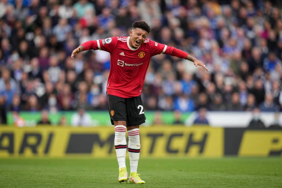 Jadon Sancho kommt bei Manchester United noch nicht in Tritt. Gary Neville plädiert dafür, den Ex-BVB-Star aus der Schusslinie zu nehmen.