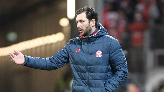 Sandro Schwarz ist seit 2017 Trainer des Bundesligisten FSV Mainz 05