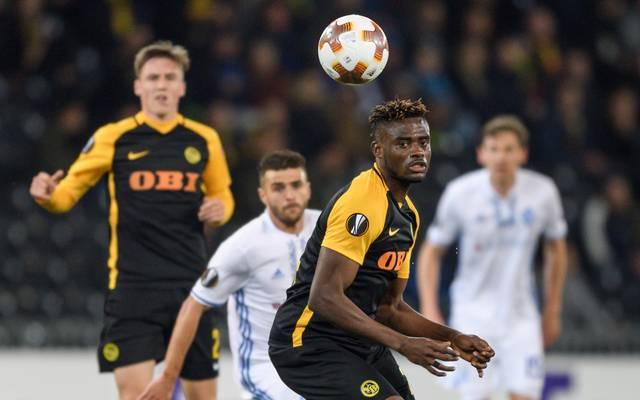 Kasim Adams Nuhu soll die Defensive von Hoffenheim stärken