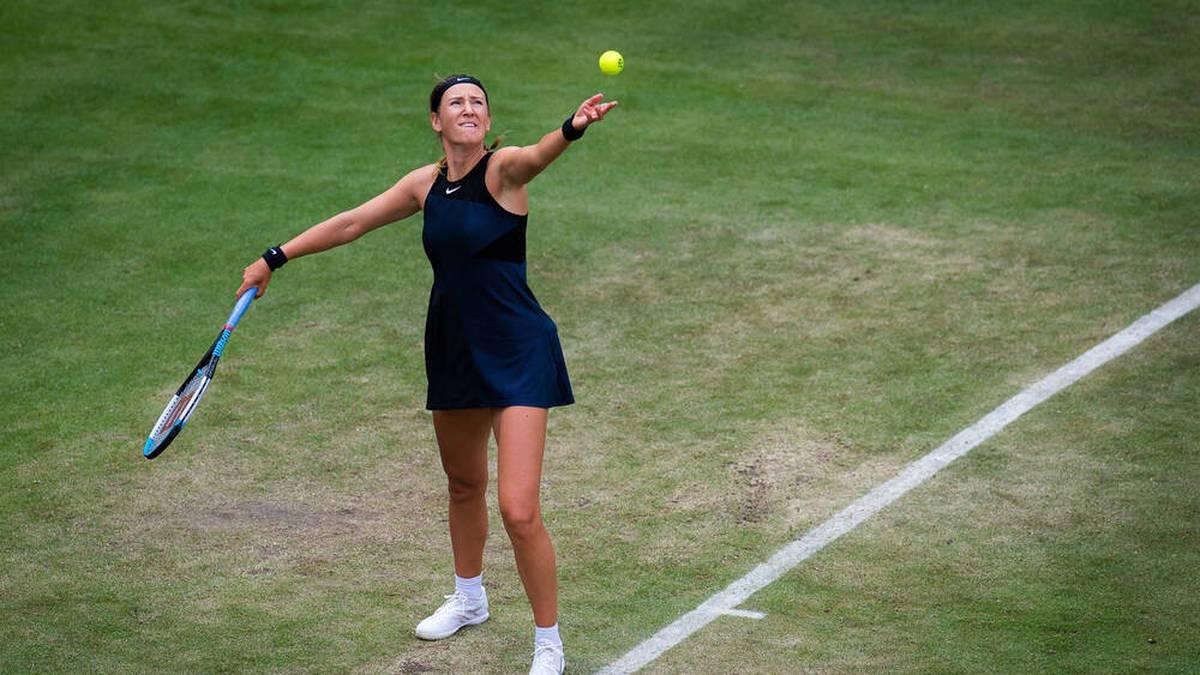 Victoria Azarenka stammt aus Belarus