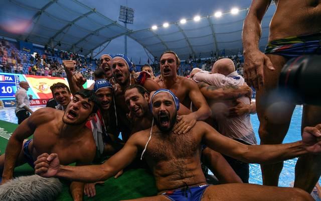 Wasserball-WM, Italien