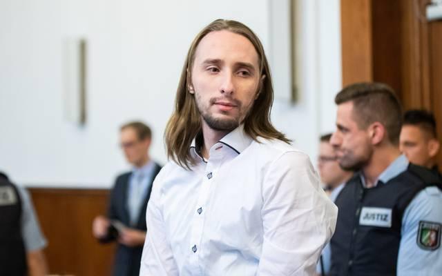 Sergej W. akzeptierte das Urteil