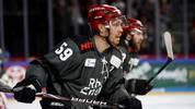Koelner Haie v ERC Ingolstadt - DEL Playoffs Quarter Final Game 1: Colby Genoway