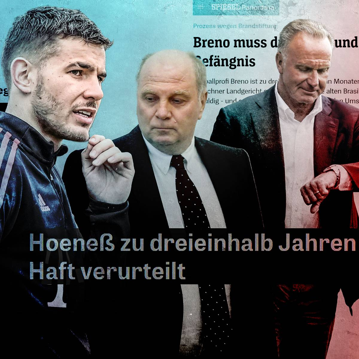 Bayerns Strafakte: Wer vor Hernández schon Justiz-Ärger hatte