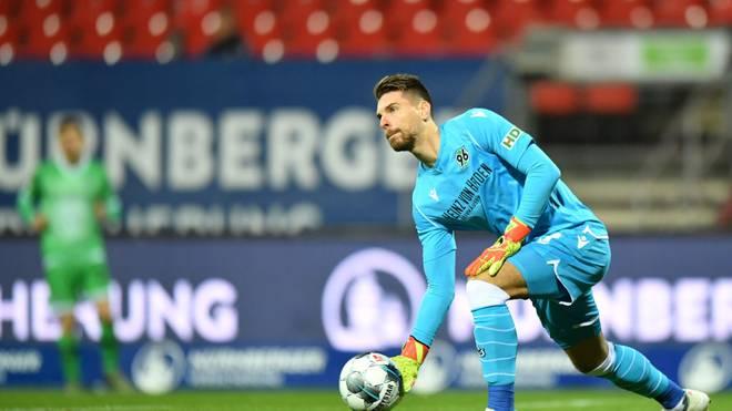 Ron-Robert Zieler wechselt zum 1. FC Köln