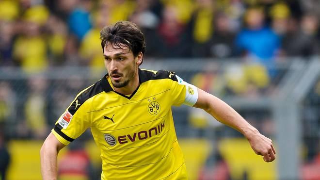 Mats Hummels wechselt im Sommer von Borussia Dortmund zum FC Bayern