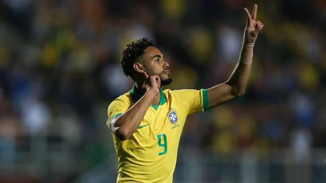 Matheus Cunha will mit der Seleção zu Olympia