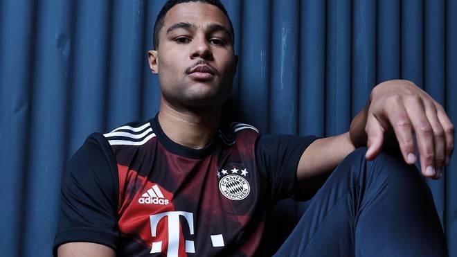 Der FC Bayern hat sein neues Champions-League-Trikot vorgestellt