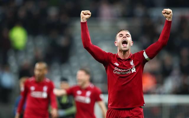 Der FC Liverpool hofft am letzten Spieltag der Premier League auf einen Ausrutscher von Manchester City