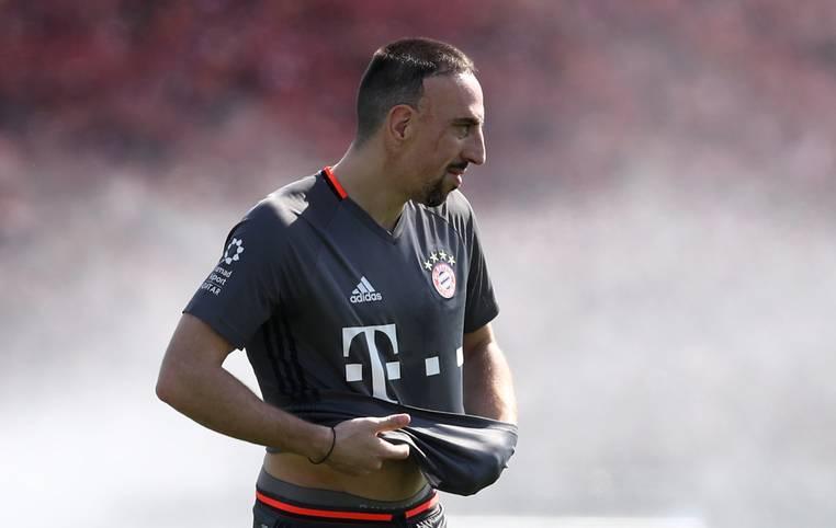 Nach der Champions-League-Pleite gegen Real Madrid erhält Bayerns Superstar Franck Ribery gegen Leverkusen eine Pause - Die voraussichtlichen Aufstellungen zum 29. Spieltag der Bundesliga