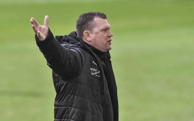 Uwe Koschinat ist nicht länger Trainer des SV Sandhausen