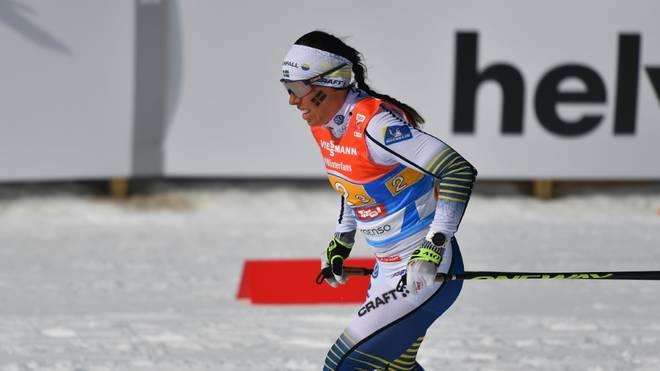 Schwedens Skilangläufer kehren nach Coronapause zurück