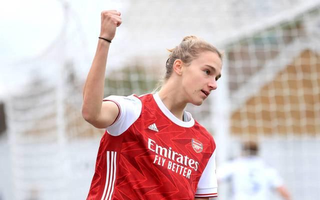 Vivianne Miedema ist neuer Rekordtorschützin der Women's Super League