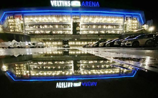Veltins ist seit 2005 Namenssponsor der Arena