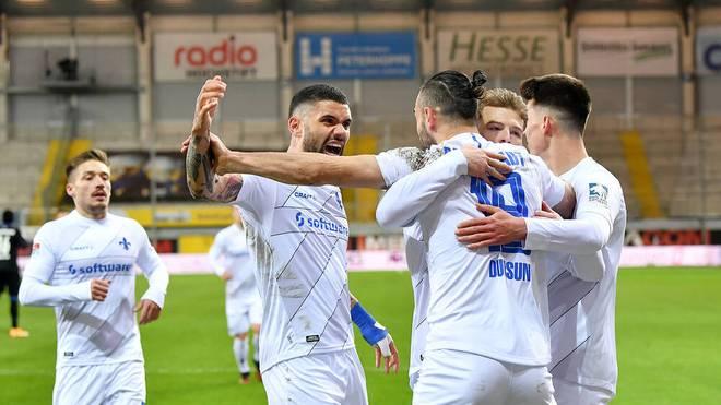 Darmstadt gewann ein irres Spiel in Paderborn