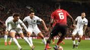 Marquinhos von PSG gegen Manchester United