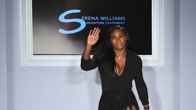 Serena Williams Signature Statement by HSN - Runway - Spring 2016 Style360