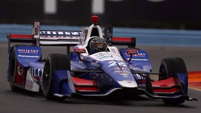 Takuma Sato und Andretti Autosport gehen 2018 wieder getrennte Wege