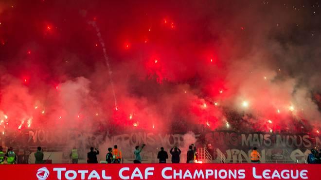 Spielabbruch im afrikanischen CL-Finale